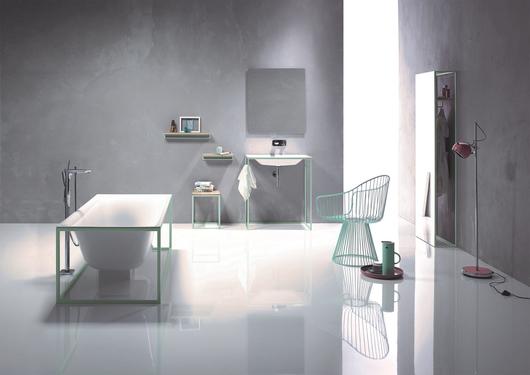 Colección BETTE Lux Shape Verde