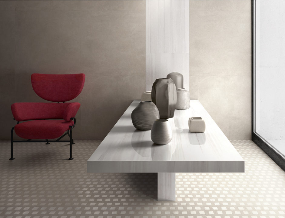 Porcelanato Esmaltado Gem / Sant'Agostino