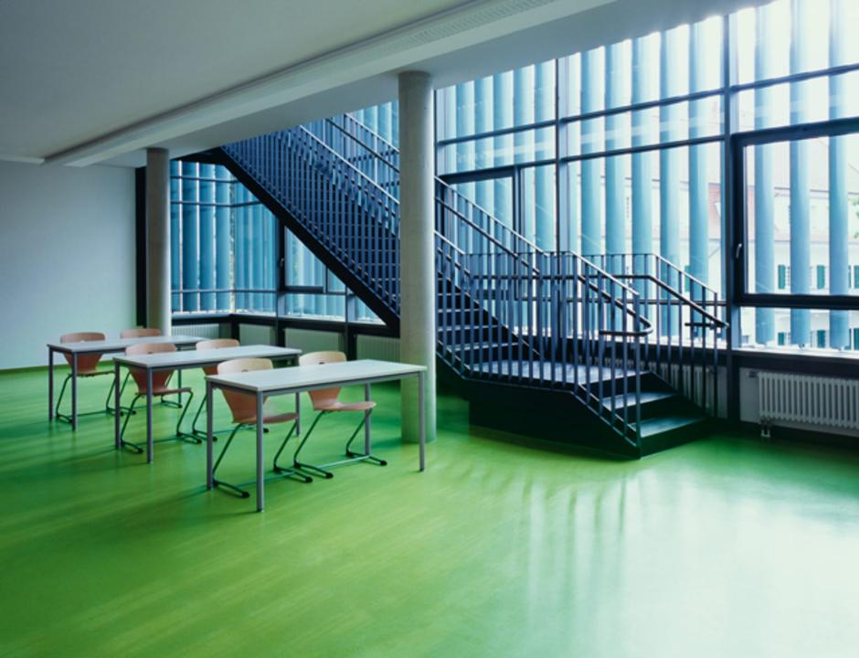 Piso de Linóleo Solid - DLW Flooring