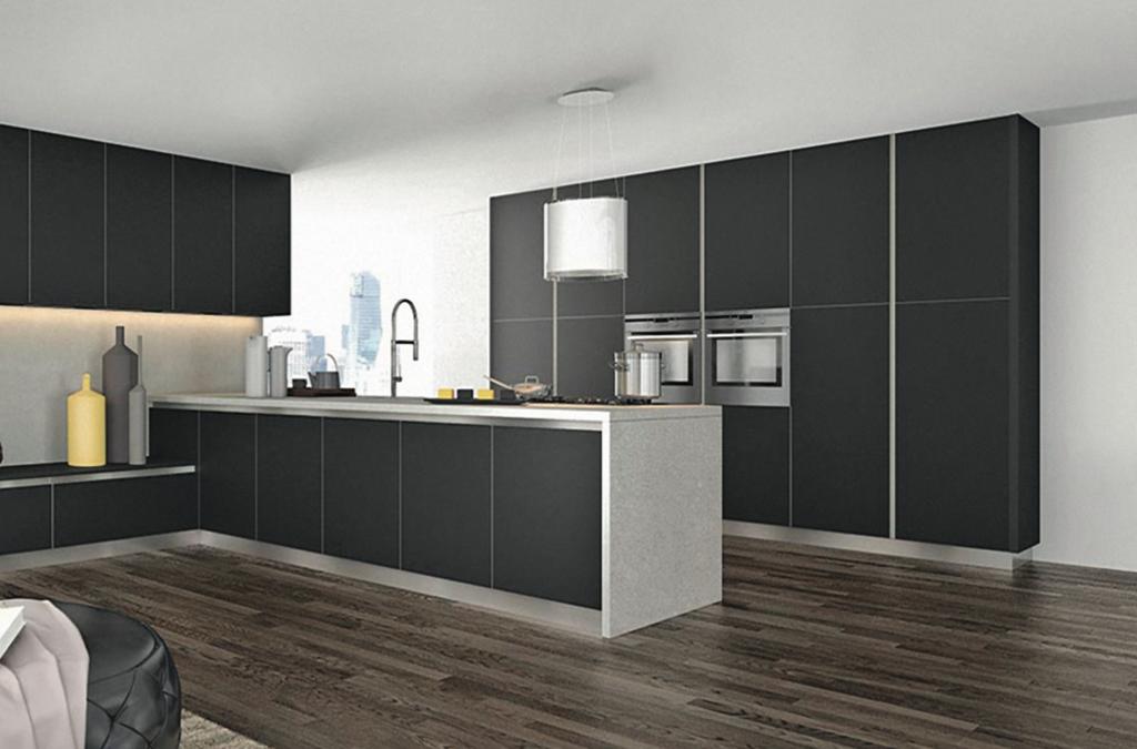 Cocinas modulares elite de gravita for Cubierta cocina
