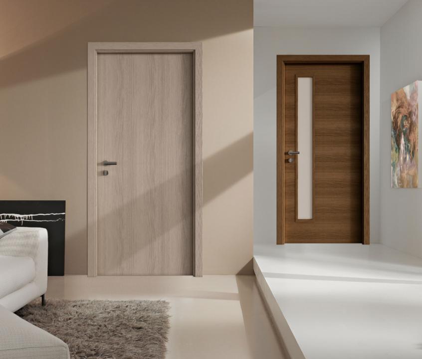 Ver puertas de interior interesting variedad de molduras for Ver puertas de interior