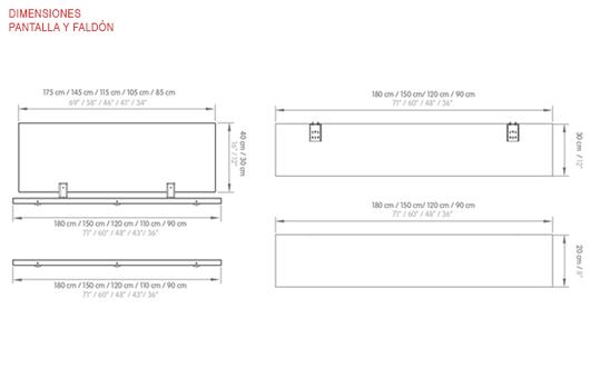 Mobiliario corporativo flux de muma for Especificaciones tecnicas de mobiliario de oficina