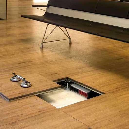 Piso Térmico Elevado para Interiores - GMG