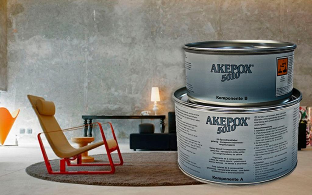 Adhesivo para piedras Naturales y Artificiales - Epoxi AKEMI®