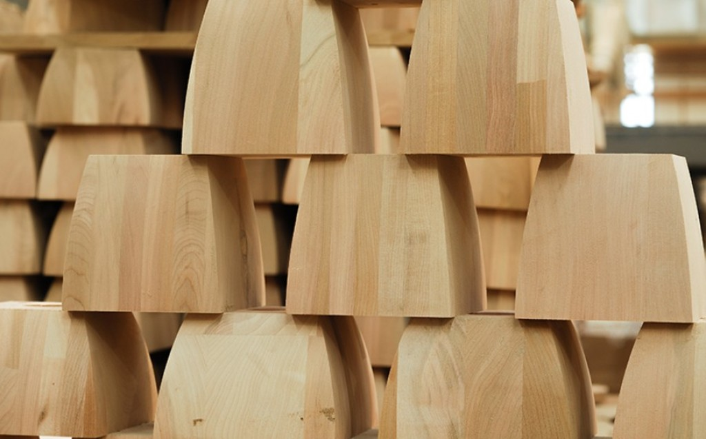 Componentes a pedido de madera de Lenga