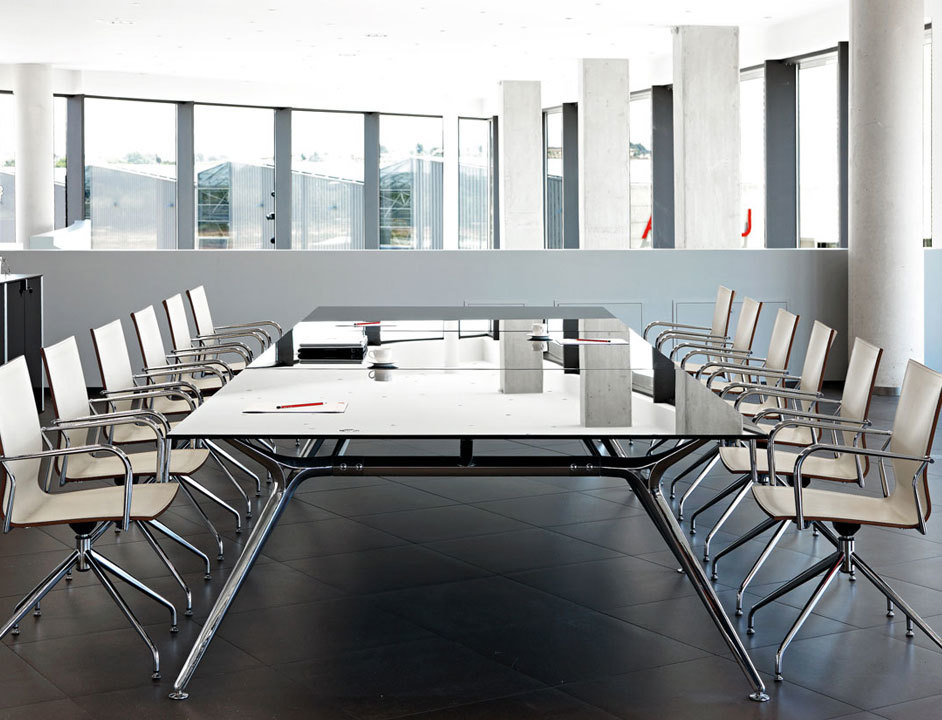 mesas de reuni n muebles para oficinas de actiu
