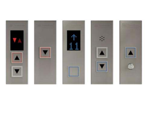 Botones de piso