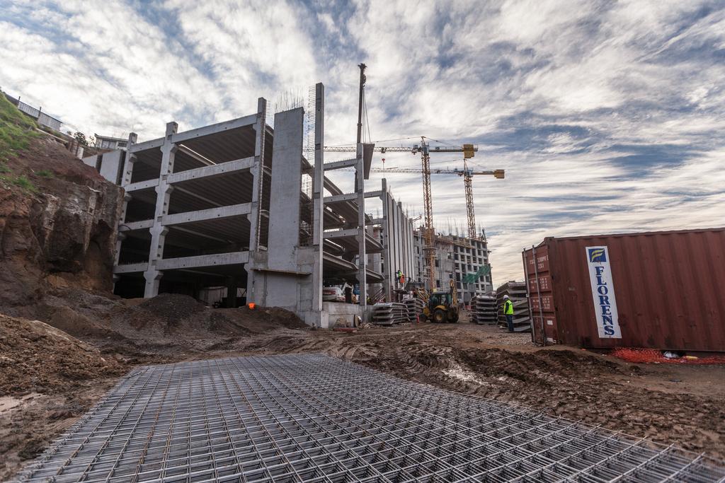 Edificios Prefabricados para Estacionamientos