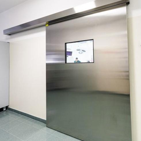 Puertas de Hospital Herméticas