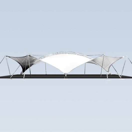 Membrane & Structures - Tent