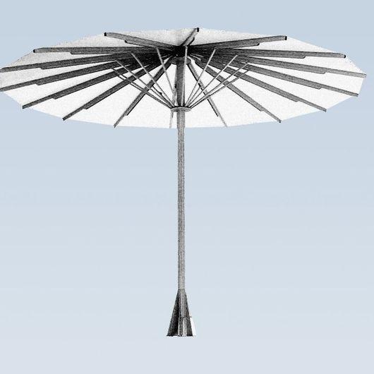 Umbrella XXL - Type T / MDT-tex
