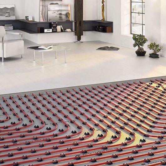 Calefacción Hidrónica por piso