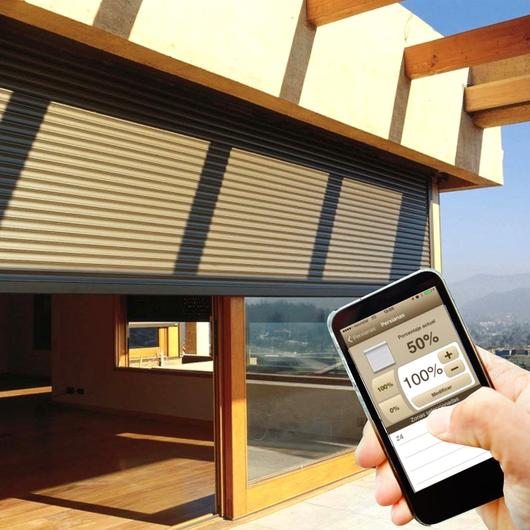 Sistema Inteligente Nox - Control solar / Feltrex