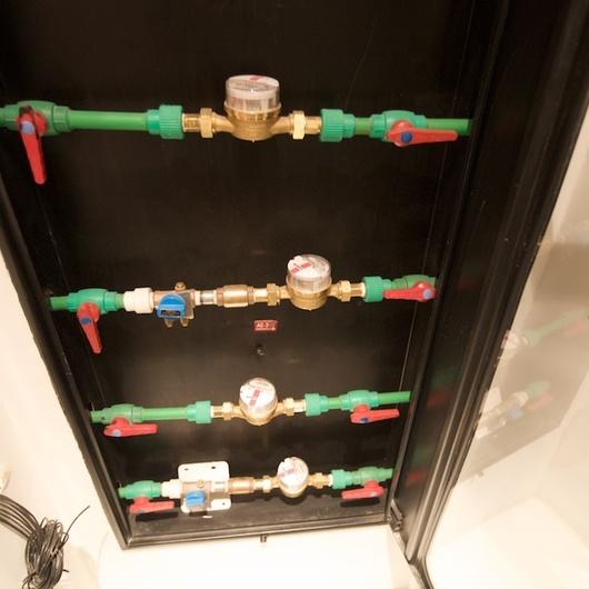 Sistemas de medición Quntis para agua caliente y calefacción