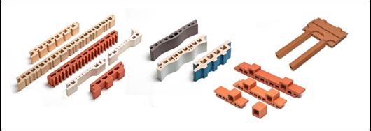 Shildan/Moeding ALPHATON® terracotta panels