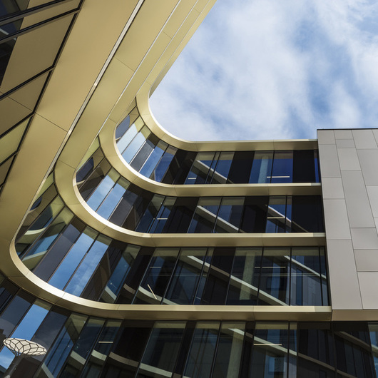 Trespa® Meteon® Cladding Panels - Metallics Collection