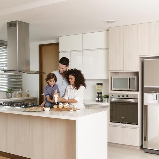Electrodomésticos: Cubiertas Premium
