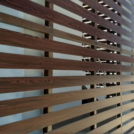 Panel Compuesto de Aluminio ACP - Colores Madera