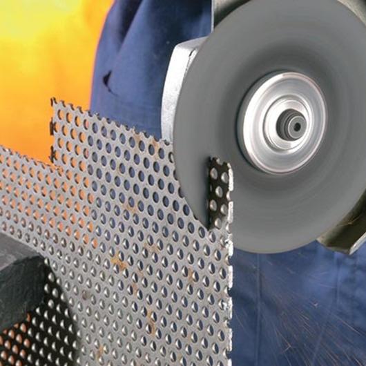 Abrasivos: Trabajo en acero