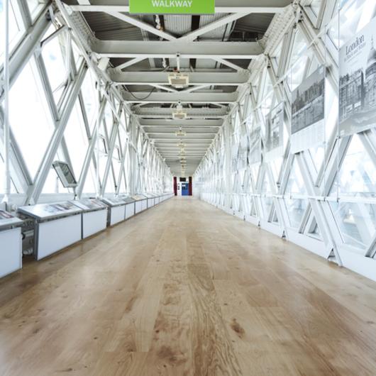 Acabados para pisos de madera de Interiores