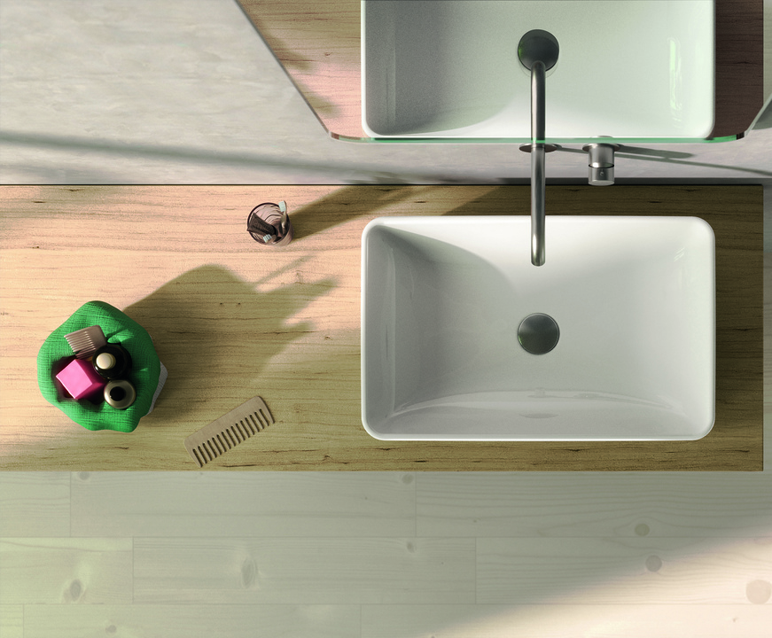 Lavamanos Green 50