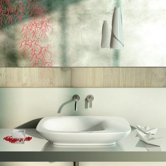 Lavamanos Impronta 75 / Productos Arquitectonicos