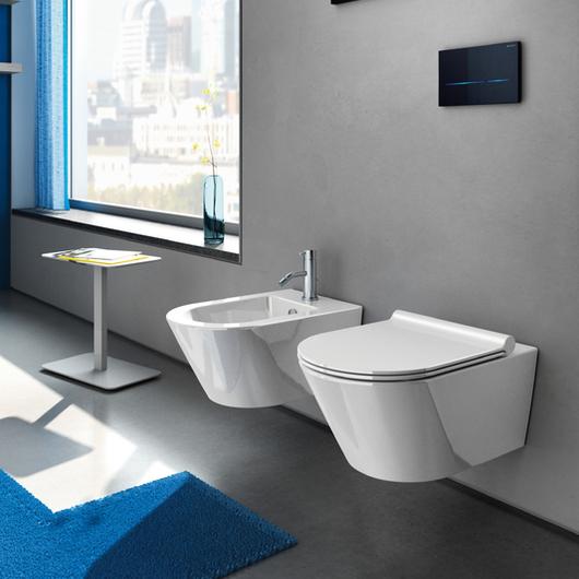 Inodoro Suspendido Zero 55 / Productos Arquitectonicos
