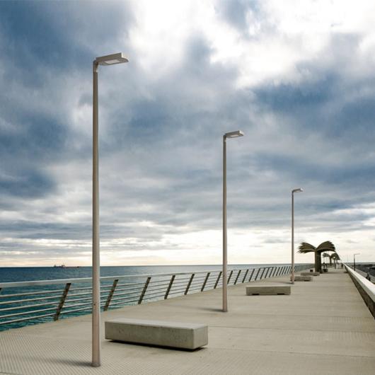 Luminarias LED de Exteriores Altair y Merak