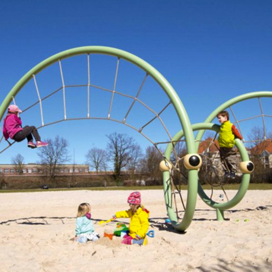 Juegos Infantiles Berliner® Twist & Shout / UrbanPlay