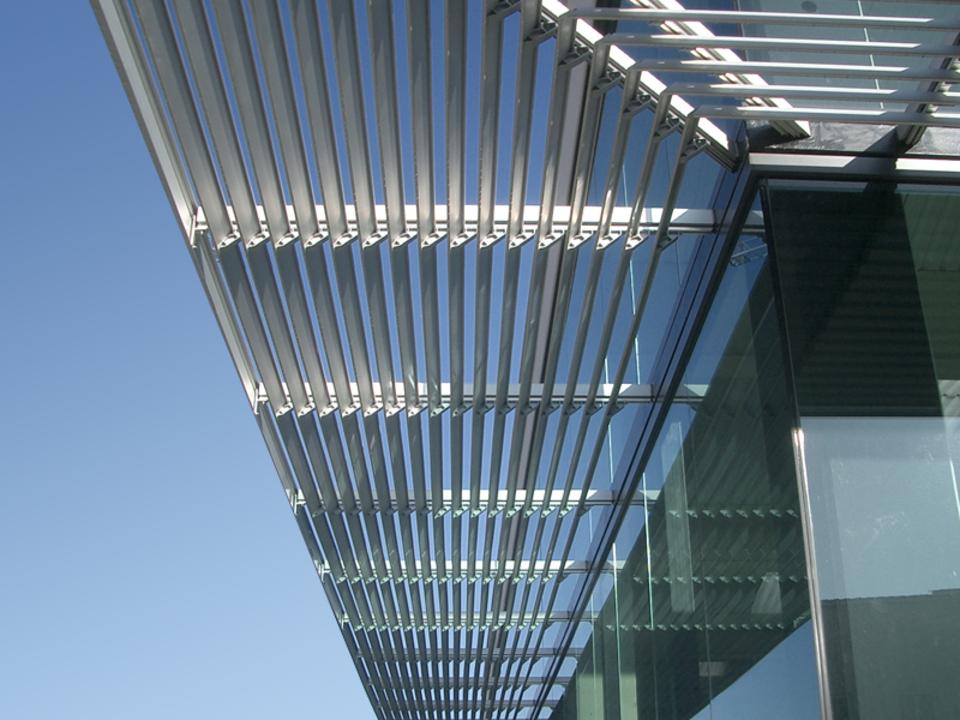 Control Solar- Celosías Arquitectónicas