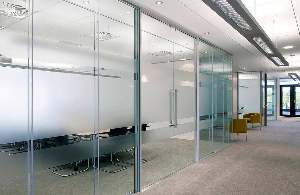 Cristales para Diseño de Interiores
