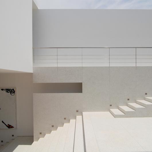Baldosas Terrazo / Casa Rosselló