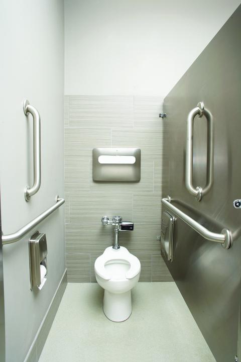Merveilleux BIM Washroom Accessories