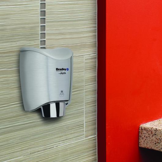 High Speed Hand Dryers - Aerix+ / Bradley Corporation  USA