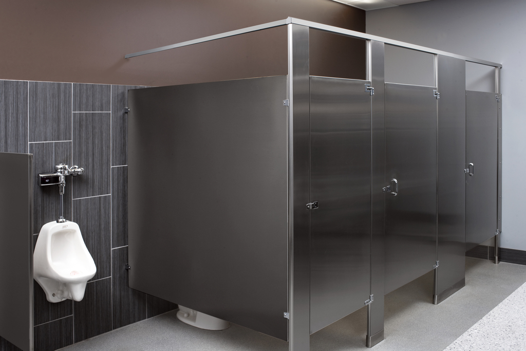 Gallery Of Toilet Partition Cubicles - Bathroom partitions portland oregon