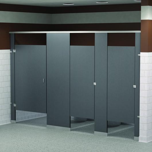 Toilet Partition Cubicles / Bradley Corporation  USA