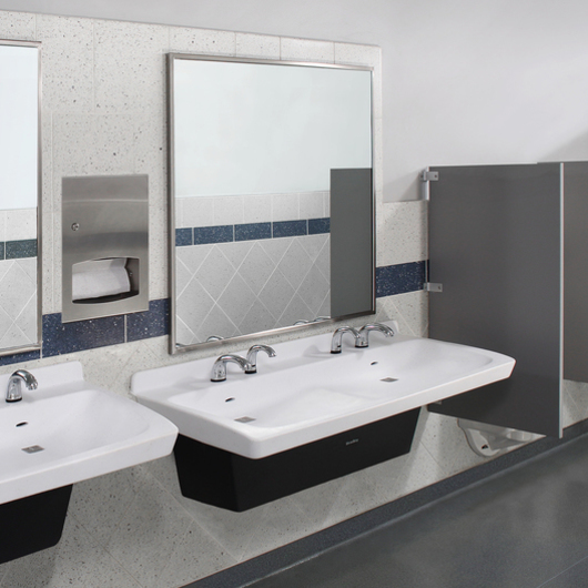 Sinks- Express ELX Series / Bradley Corporation  USA