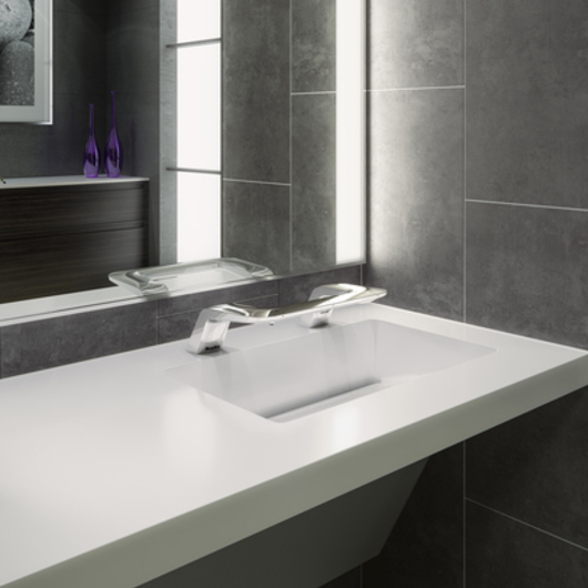 Sinks - OmniDecks with WashBar Technology / Bradley Corporation  USA
