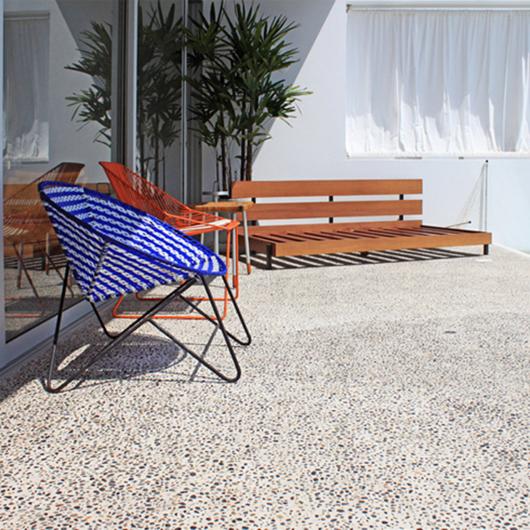 Losetas de Concreto / Casa Rosselló
