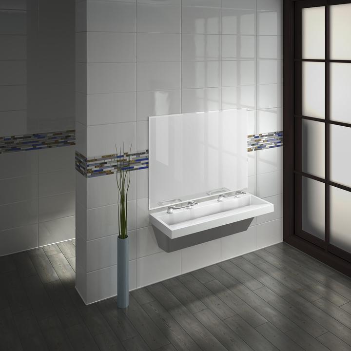 Sinks with WashBar Technology - Verge LVQ Series