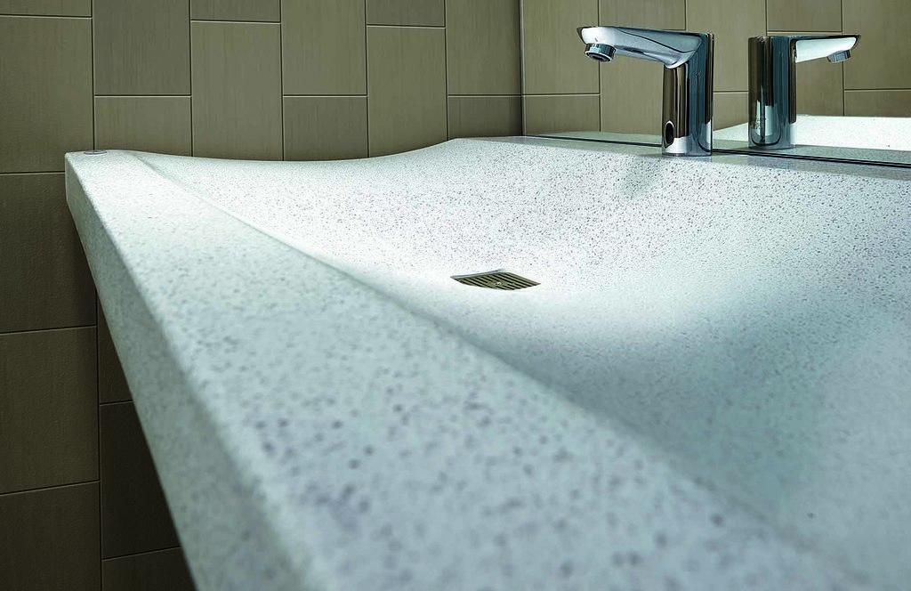 Sinks - Verge LVS Series
