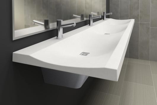 Verge LVS-Series Lavatory System