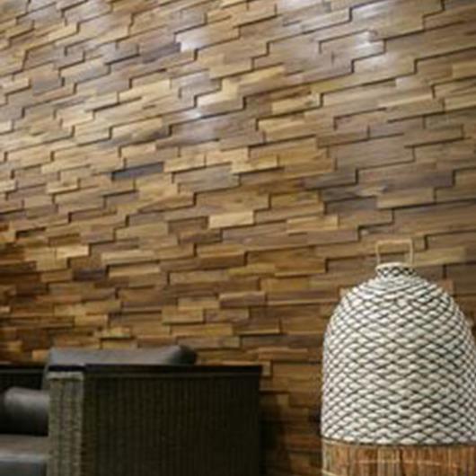Revestimiento de muro Brick Wall / AB Kupfer