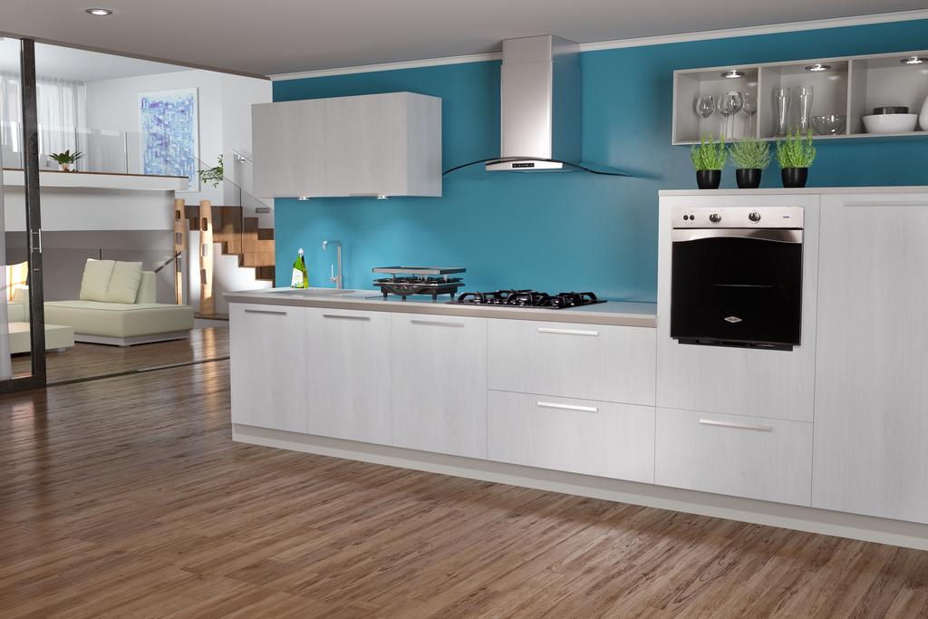 Electrodomésticos: Cubiertas en Cristal