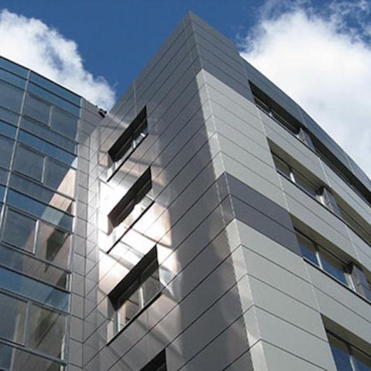 Acabados- Panel de Aluminio ACM / Amkel