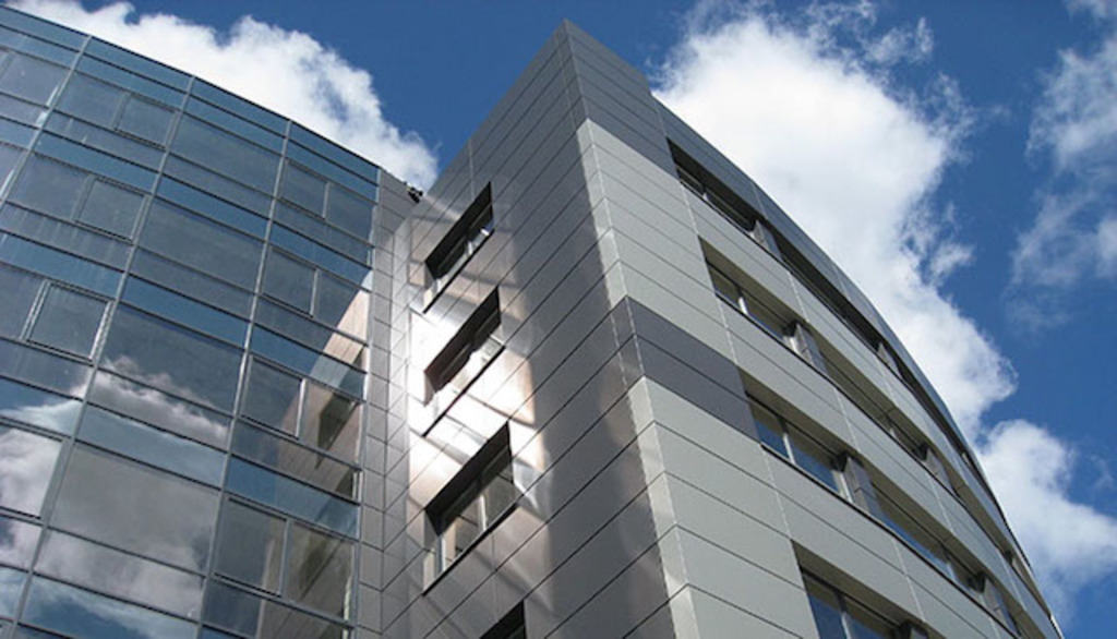 Acabados- Panel de Aluminio ACM