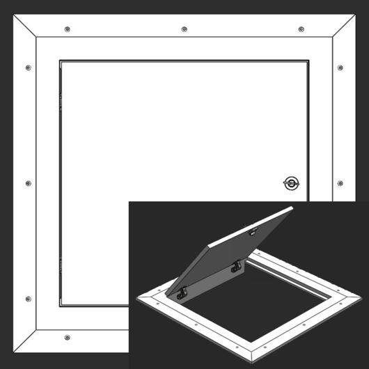 Paneles de acceso