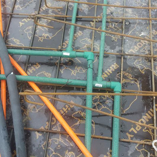 PPR - Sistema de conducción para agua caliente y fría