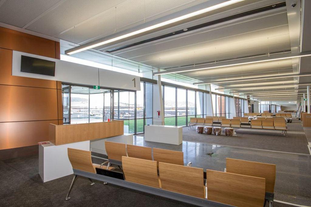 Silla de Espera Transit en Aeropuerto de WellCamp