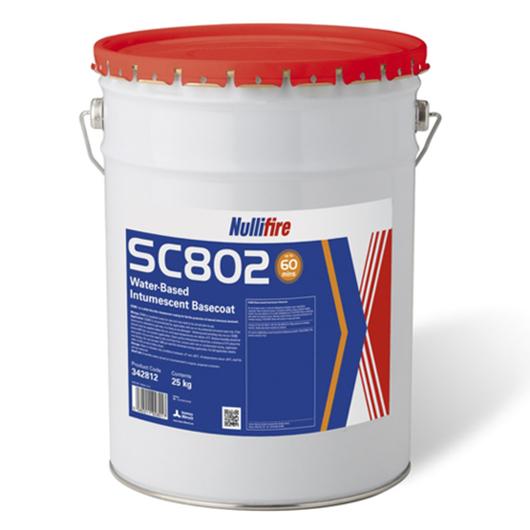 Revestimiento Intumescente - Nullifire SC 802